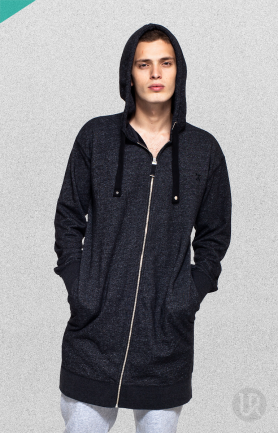 SLACKER ZIP HOOD